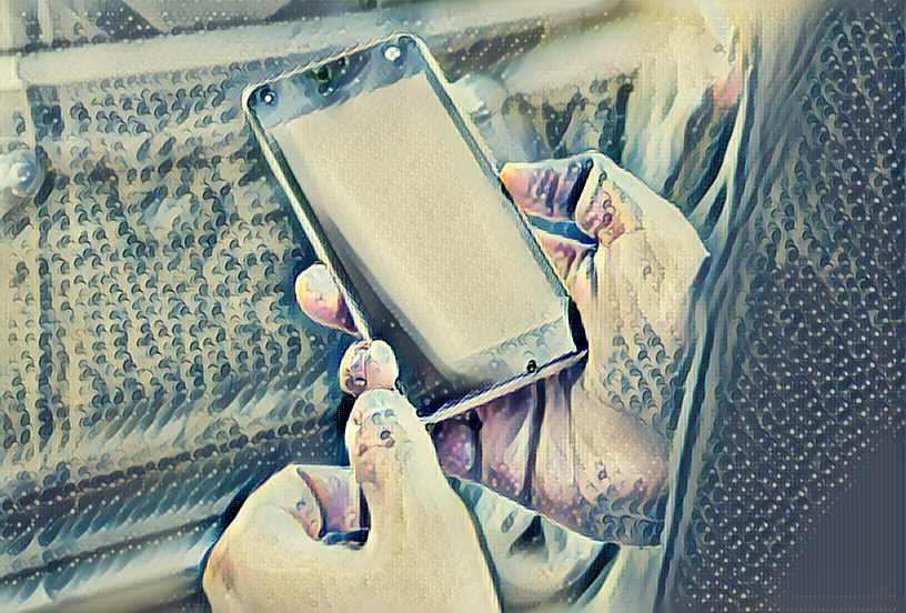 Convertir su Apple iPhone Xs Max (64 Go) en un mando a distancia